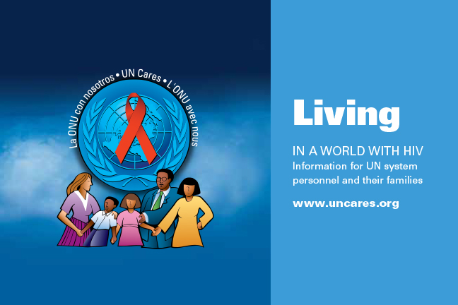 UN Cares: Living in a World with HIV